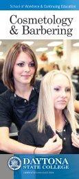Cosmetology & Barbering - Daytona State College