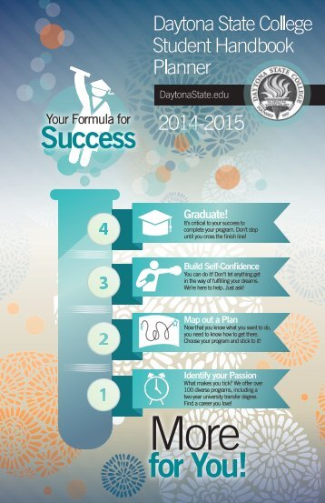 Student Handbook - Daytona State College