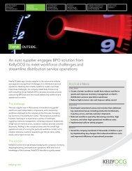 View Full Case Study PDF - KellyOCG