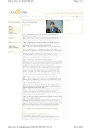 Page 1 of 2 Urbi et Orbi - 384 de 2007-06-12 29-07 ... - O DGE - UBI