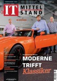 MODERNE TRIFFT Klassiker - Brandmaker