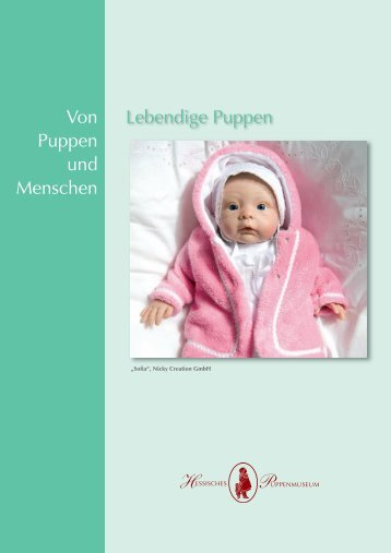 Lebendige Puppen - Hessisches Puppenmuseum