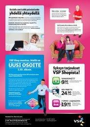 laajakaista 19€/kk 90 - VSP Shop