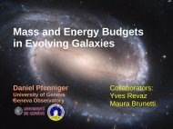 Mass and energy budgets and galaxy evolution