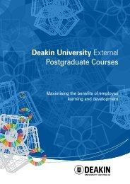 DeakinPrime Employer Guide