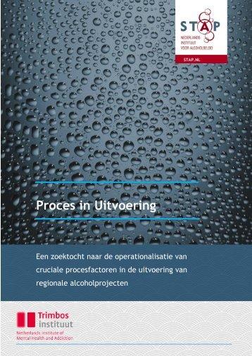 Proces in Uitvoering - Loketgezondleven.nl