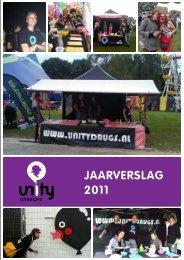 Jaarverslag Unity 2011.pdf - Loketgezondleven.nl