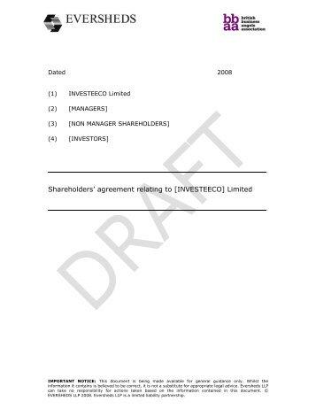 Explanatory sample term sheet angel capital association investors agreement angel capital association platinumwayz