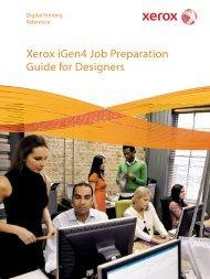 Xerox iGen4 Job Preparation Guide for Designers - Keiger Graphic ...