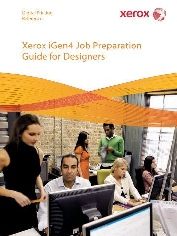 Xerox iGen4 Job Preparation Guide for Designers - Keiger Graphic ...
