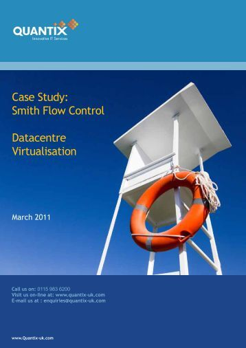 Case Study: Smith Flow Control Datacentre Virtualisation - Interoute