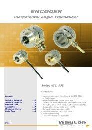 ENCODER Incremental A36/A58