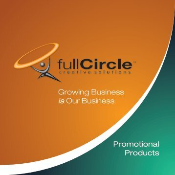 Promotional Products Growing Business is Our Business