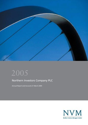 Annual report and financial statements - NVM Private Equity Ltd.