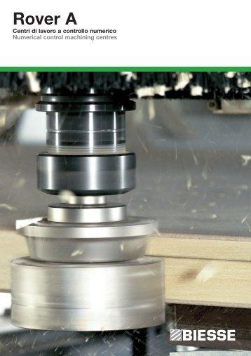 Rover A - Maginn Machinery