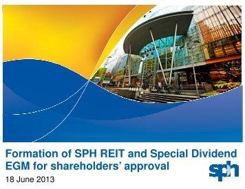 Presentation - Singapore Press Holdings - Investor Relations