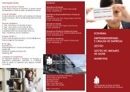 economia empreendedorismo e criação de empresas ... - O DGE - UBI
