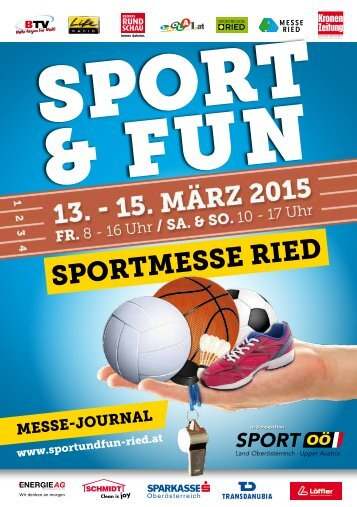 SPORT & FUN - Die Sportmesse
