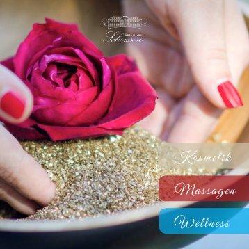 Kosmetik Massagen Wellness