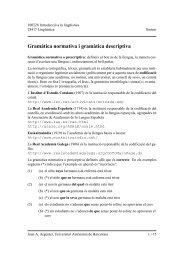 Sintaxi - Universitat Autònoma de Barcelona