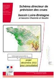 Schéma directeur de prévision des crues bassin Loire ... - Webissimo