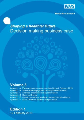 SaHF DMBC Volume 3 Edition 1.pdf - Shaping a healthier future