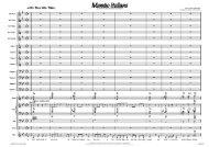 Mambo Italiano - published score sample - LLM2269 - Lush Life Music