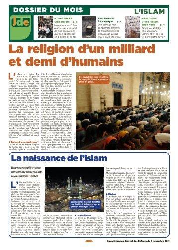 Islam - L'avenir