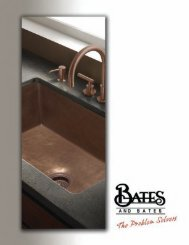 Browse Our Catalog - Bates and Bates