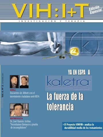 La fuerza de la tolerancia La fuerza de la ... - Ibanezyplaza.com