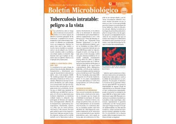 Tuberculosis intratable: peligro a la vista - Ibanezyplaza.com