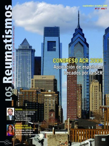 congreso acr 2009 - Sociedad Española de Reumatología