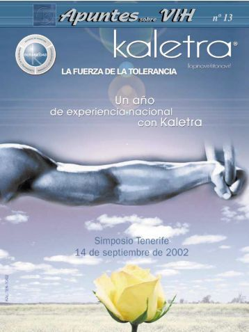 Un año de experiencia internacional con Kaletra - Ibanezyplaza.com