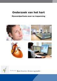 Myocardperfusiescan na inspanning (pdf) - Instituut Verbeeten