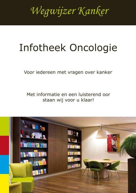Infotheek oncologie - Instituut Verbeeten