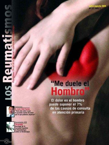 Me duele el Hombro - Sociedad Española de Reumatología