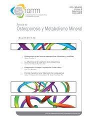 Nº 4 Español - Revista de Osteoporosis y Metabolismo Mineral
