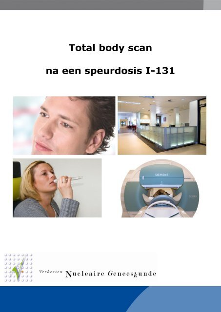 Total body scan na I-131 - Instituut Verbeeten