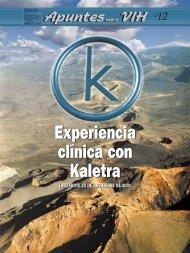 Experiencia clínica con Kaletra - Ibanezyplaza.com