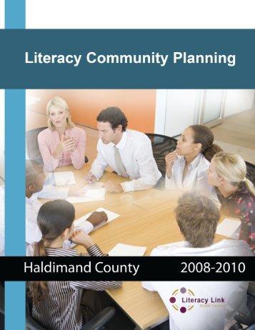 Haldimand - Literacy Link South Central