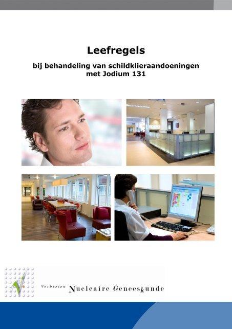 Leefregels bij behandeling schildklieraandoeningen - Instituut ...