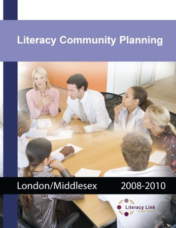 London / Middlesex - Literacy Link South Central