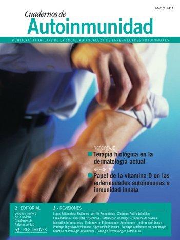 Terapia biológica en la dermatología actual - Ibanezyplaza.com
