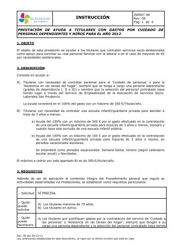 PARA WEB 2012 - Fundación Laboral San Prudencio