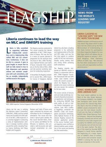 LISCR Newsletter