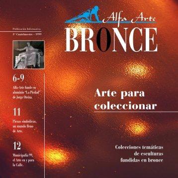 6-9 11 12 Arte para coleccionar - Alfa Arte