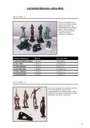 Catalogo Alfa Arte
