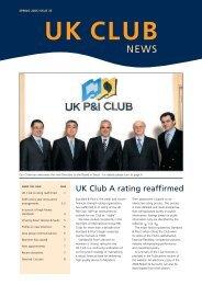 UK CLUB NEWS AUGUST 02 v2 - UK P&I Members Area