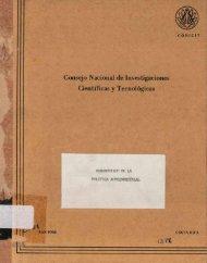 Diagnóstico de la política Agroindustrial - Consejo Nacional para ...