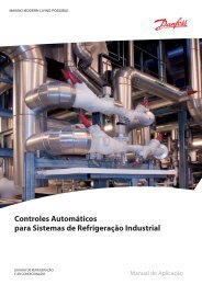 Controles Automáticos para Sistemas de Refrigeração Industrial